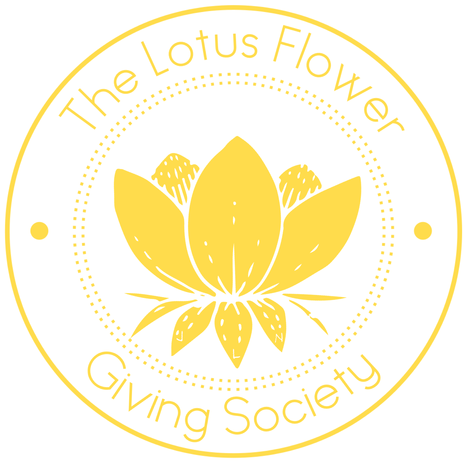 The Lotus Flower Giving Society